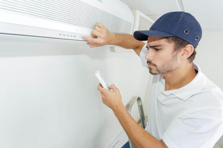 Servicio técnico y reparación de aire acondicionado Split